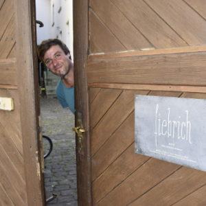 Winzer Michael Fiebrich aus Rech im Ahrtal