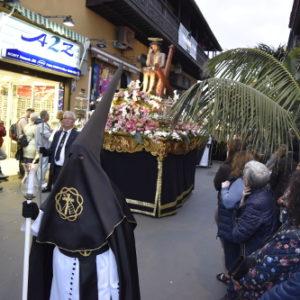 Prozession am Karfreitag in Puerto de la Cruz auf Teneriffa